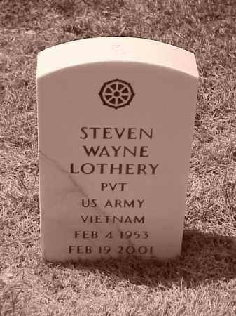 LOTHERY (VETERAN VIET), STEVEN WAYNE - Pulaski County, Arkansas | STEVEN WAYNE LOTHERY (VETERAN VIET) - Arkansas Gravestone Photos