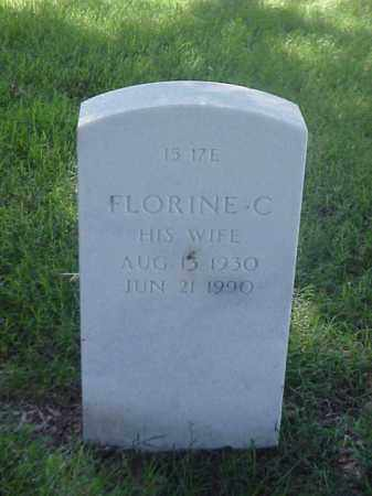 LOVE, FLORINE C - Pulaski County, Arkansas | FLORINE C LOVE - Arkansas Gravestone Photos