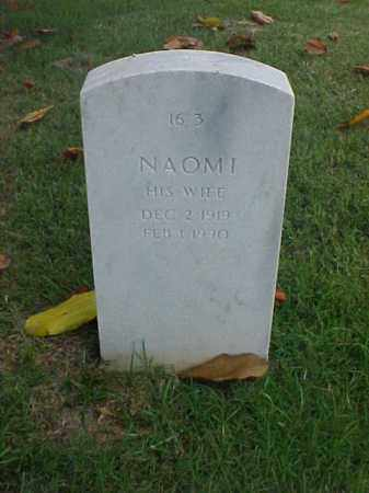 LOVELL, NAOMI - Pulaski County, Arkansas | NAOMI LOVELL - Arkansas Gravestone Photos