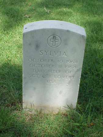 LOVETT, SYLVIA - Pulaski County, Arkansas | SYLVIA LOVETT - Arkansas Gravestone Photos