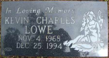 LOWE, KEVIN CHARLES - Pulaski County, Arkansas | KEVIN CHARLES LOWE - Arkansas Gravestone Photos