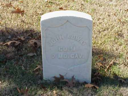 LOWRY (VETERAN UNION), JOHN - Pulaski County, Arkansas | JOHN LOWRY (VETERAN UNION) - Arkansas Gravestone Photos