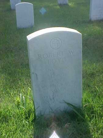 LOYD (VETERAN 2 WARS), ROBERT W - Pulaski County, Arkansas | ROBERT W LOYD (VETERAN 2 WARS) - Arkansas Gravestone Photos