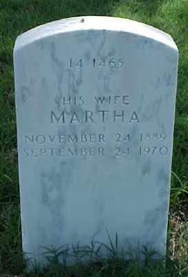 LUBERT, MARTHA - Pulaski County, Arkansas | MARTHA LUBERT - Arkansas Gravestone Photos