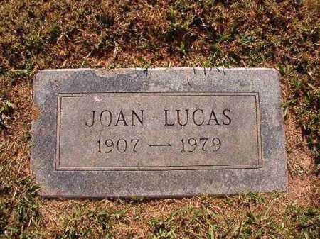LUCAS, JOAN - Pulaski County, Arkansas | JOAN LUCAS - Arkansas Gravestone Photos