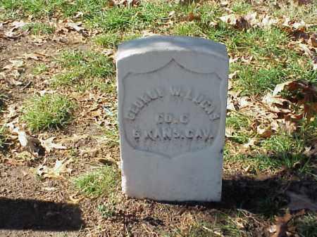 LUCAS (VETERAN UNION), GEORGE W - Pulaski County, Arkansas | GEORGE W LUCAS (VETERAN UNION) - Arkansas Gravestone Photos