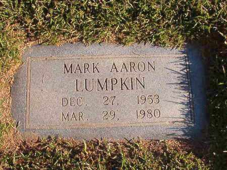 LUMPKIN, MARK AARON - Pulaski County, Arkansas | MARK AARON LUMPKIN - Arkansas Gravestone Photos