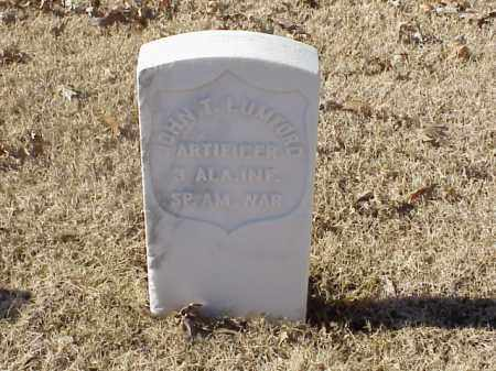 LUNFORK (VETERAN SAW), JOHN T - Pulaski County, Arkansas | JOHN T LUNFORK (VETERAN SAW) - Arkansas Gravestone Photos