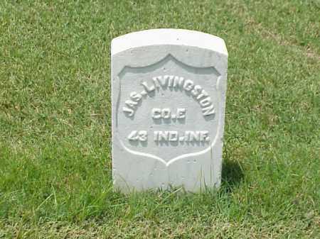 LIVINGSTON (VETERAN UNION), JAMES - Pulaski County, Arkansas | JAMES LIVINGSTON (VETERAN UNION) - Arkansas Gravestone Photos