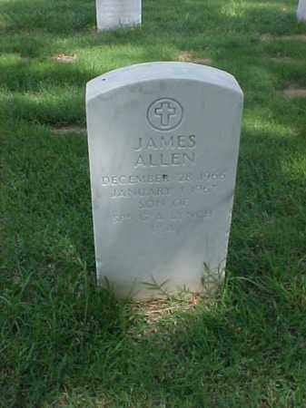 LYNCH, JAMES ALLEN - Pulaski County, Arkansas | JAMES ALLEN LYNCH - Arkansas Gravestone Photos