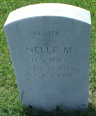 LYNCH, NELLE M. - Pulaski County, Arkansas | NELLE M. LYNCH - Arkansas Gravestone Photos