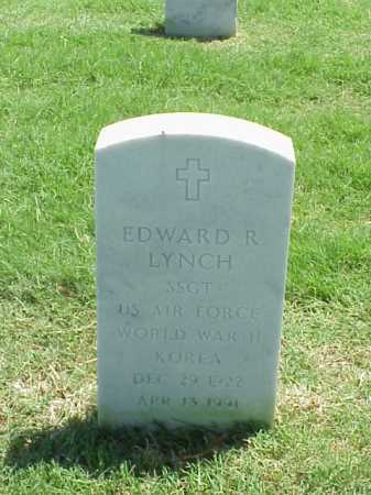 LYNCH (VETERAN 2 WARS), EDWARD R - Pulaski County, Arkansas | EDWARD R LYNCH (VETERAN 2 WARS) - Arkansas Gravestone Photos