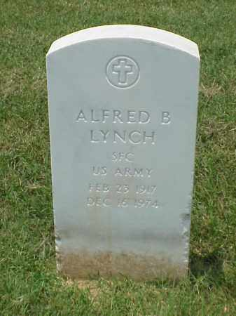 LYNCH (VETERAN 3 WARS), ALFRED B - Pulaski County, Arkansas | ALFRED B LYNCH (VETERAN 3 WARS) - Arkansas Gravestone Photos
