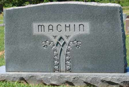 MACHIN FAMILY STONE,  - Pulaski County, Arkansas |  MACHIN FAMILY STONE - Arkansas Gravestone Photos