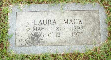 MACK, LAURA - Pulaski County, Arkansas | LAURA MACK - Arkansas Gravestone Photos