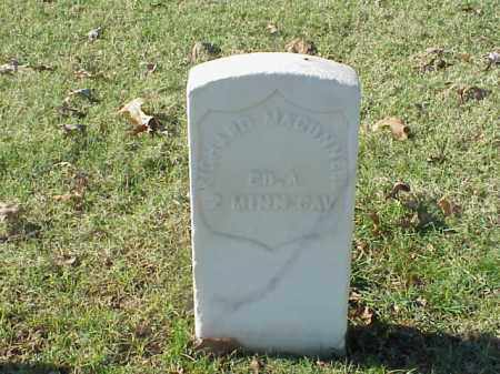 MACONNELL  (VETERAN UNION), RICHARD - Pulaski County, Arkansas | RICHARD MACONNELL  (VETERAN UNION) - Arkansas Gravestone Photos