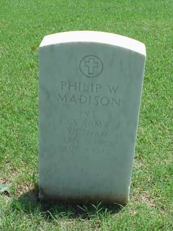 MADISON (VETERAN VIET), PHILIP W - Pulaski County, Arkansas | PHILIP W MADISON (VETERAN VIET) - Arkansas Gravestone Photos