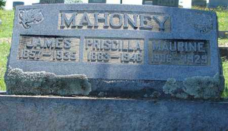 MAHONEY, MAURINE - Pulaski County, Arkansas | MAURINE MAHONEY - Arkansas Gravestone Photos