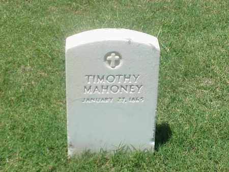 MAHONEY, TIMOTHY - Pulaski County, Arkansas | TIMOTHY MAHONEY - Arkansas Gravestone Photos