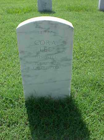 MALONE, CORA LEE - Pulaski County, Arkansas | CORA LEE MALONE - Arkansas Gravestone Photos