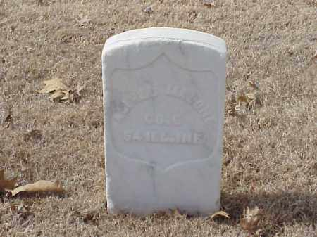 MALONE (VETERAN UNION), ALFRED - Pulaski County, Arkansas | ALFRED MALONE (VETERAN UNION) - Arkansas Gravestone Photos