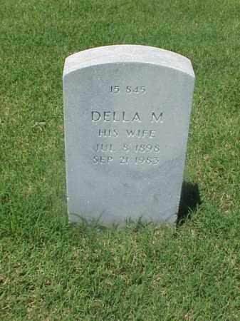 MALOY, DELLA M - Pulaski County, Arkansas | DELLA M MALOY - Arkansas Gravestone Photos