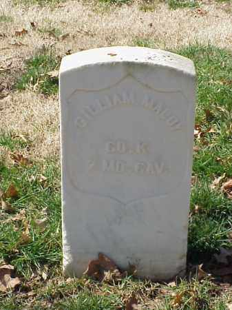 MALOY (VETERAN UNION), GILLIAM - Pulaski County, Arkansas | GILLIAM MALOY (VETERAN UNION) - Arkansas Gravestone Photos