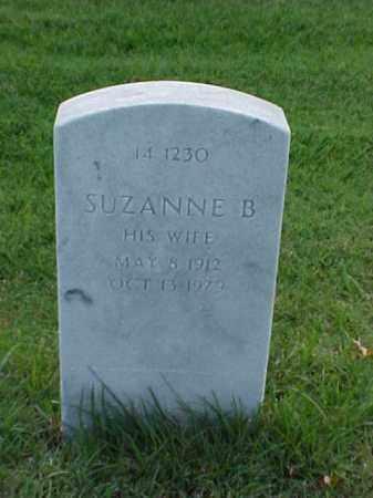 MANGAN, SUZANNE B - Pulaski County, Arkansas | SUZANNE B MANGAN - Arkansas Gravestone Photos