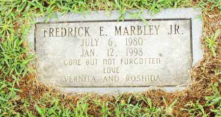 MARBLEY, JR., FREDRICK E. - Pulaski County, Arkansas | FREDRICK E. MARBLEY, JR. - Arkansas Gravestone Photos