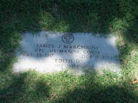 MARCHIONE (VETERAN WWII), JAMES J - Pulaski County, Arkansas | JAMES J MARCHIONE (VETERAN WWII) - Arkansas Gravestone Photos