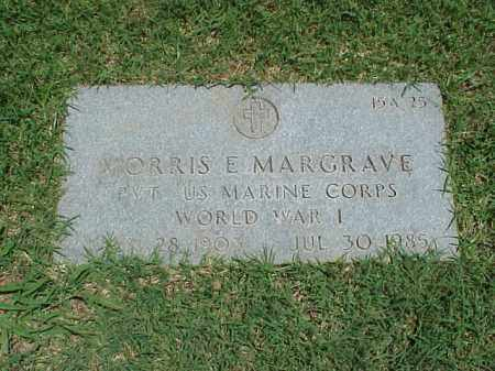 MARGRAVE (VETERAN WWI), MORRIS E - Pulaski County, Arkansas | MORRIS E MARGRAVE (VETERAN WWI) - Arkansas Gravestone Photos
