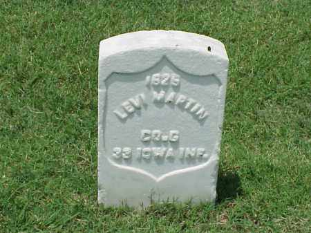 MARTIN (VETERAN UNION), LEVI - Pulaski County, Arkansas | LEVI MARTIN (VETERAN UNION) - Arkansas Gravestone Photos