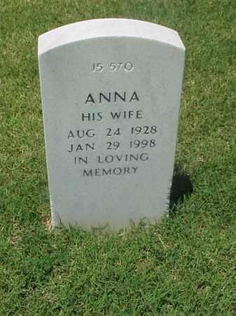 MARINER, ANNA - Pulaski County, Arkansas | ANNA MARINER - Arkansas Gravestone Photos