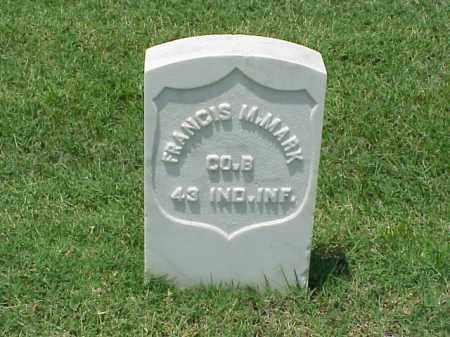 MARK (VETERAN UNION), FRANCIS - Pulaski County, Arkansas | FRANCIS MARK (VETERAN UNION) - Arkansas Gravestone Photos