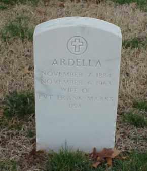 MARKS, ARDELLA - Pulaski County, Arkansas | ARDELLA MARKS - Arkansas Gravestone Photos