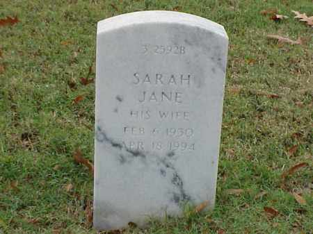 MARKS, SARAH JANE - Pulaski County, Arkansas | SARAH JANE MARKS - Arkansas Gravestone Photos