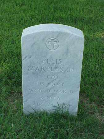 MARPLES, JR (VETERAN 2 WARS), ELLIS - Pulaski County, Arkansas | ELLIS MARPLES, JR (VETERAN 2 WARS) - Arkansas Gravestone Photos