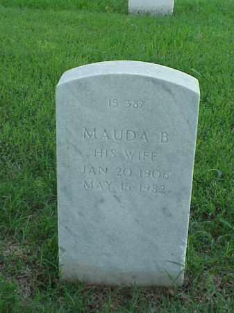 MARPLES, MAUDA B. - Pulaski County, Arkansas | MAUDA B. MARPLES - Arkansas Gravestone Photos
