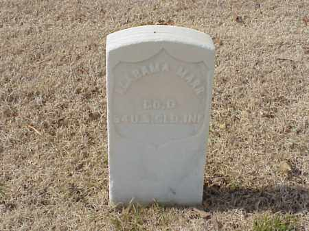 MARR (VETERIAN UNION), ALABAMA - Pulaski County, Arkansas | ALABAMA MARR (VETERIAN UNION) - Arkansas Gravestone Photos