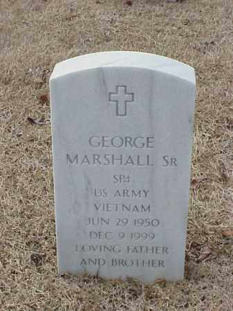 MARSHALL, SR  (VETERAN VIET), GEORGE - Pulaski County, Arkansas | GEORGE MARSHALL, SR  (VETERAN VIET) - Arkansas Gravestone Photos