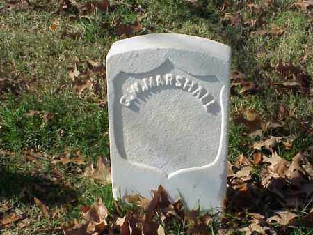 MARSHALL (VETERAN UNION), G W - Pulaski County, Arkansas | G W MARSHALL (VETERAN UNION) - Arkansas Gravestone Photos