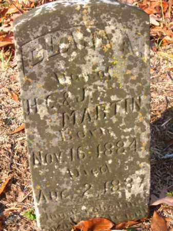 MARTIN, CLARA A. - Pulaski County, Arkansas | CLARA A. MARTIN - Arkansas Gravestone Photos