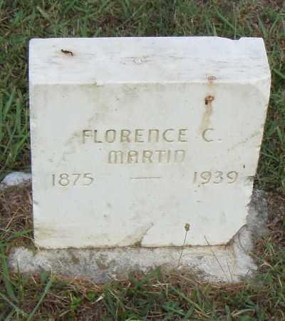 MARTIN, FLORENCE C. - Pulaski County, Arkansas | FLORENCE C. MARTIN - Arkansas Gravestone Photos