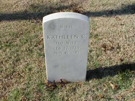 MARTIN, KATHLEEN C. - Pulaski County, Arkansas | KATHLEEN C. MARTIN - Arkansas Gravestone Photos