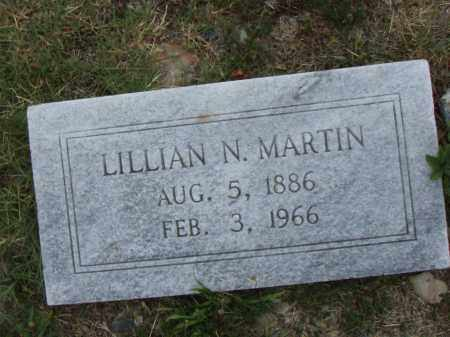MARTIN, LILLIAN  N. - Pulaski County, Arkansas | LILLIAN  N. MARTIN - Arkansas Gravestone Photos