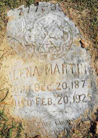 MARTIN, LENA - Pulaski County, Arkansas | LENA MARTIN - Arkansas Gravestone Photos