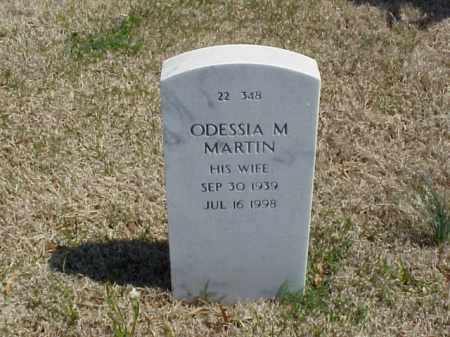 MARTIN, ODESSIA M - Pulaski County, Arkansas | ODESSIA M MARTIN - Arkansas Gravestone Photos