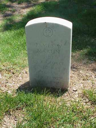 MARTIN (VETERAN 2 WARS), JAMES W - Pulaski County, Arkansas | JAMES W MARTIN (VETERAN 2 WARS) - Arkansas Gravestone Photos