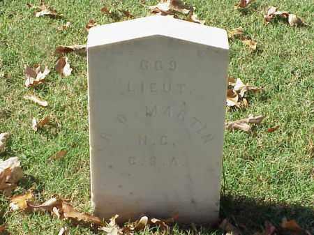 MARTIN (VETERAN CSA), R O - Pulaski County, Arkansas | R O MARTIN (VETERAN CSA) - Arkansas Gravestone Photos