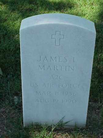 MARTIN (VETERAN), JAMES L - Pulaski County, Arkansas | JAMES L MARTIN (VETERAN) - Arkansas Gravestone Photos